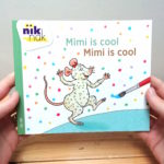 Mimi is cool Nederlands - Engels - tweetalig kinderboek van nik-nak