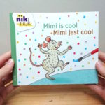 Mimi is cool Nederlands - Pools - cover - tweetalig kinderboek van nik-nak