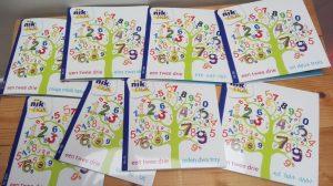 1-2-3 tellen tot 10 meertalig kinderboek