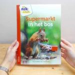 Supermarkt in het bos - kijkboek