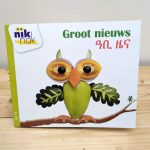 Groot nieuws tweetalig kinderboek Tigrinya