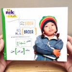 Zo stoer als mijn broer met Farsi - cover - tweetalig kinderboek van nik-nak