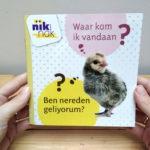 Waar kom ik vandaan? met Turks - cover - tweetalig kinderboek van nik-nak