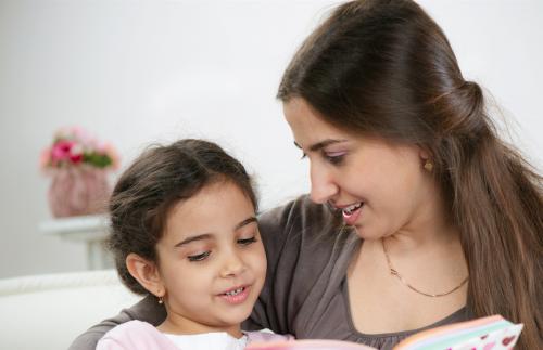 meertalig voorlezen ouders