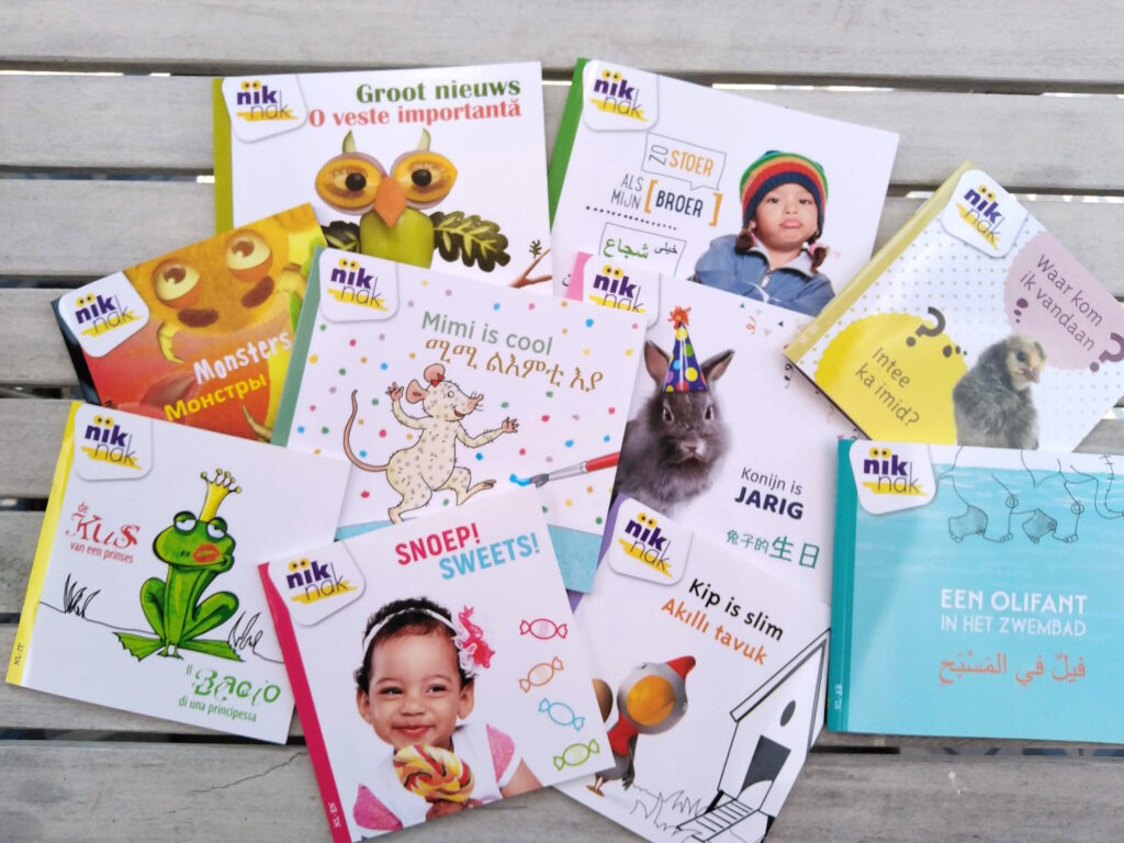 nik-nak tweetalige kinderboeken