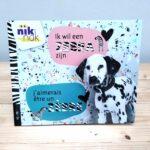 Ik wil een zebra zijn tweetalig kinderboek met Frans