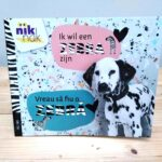 Ik wil een zebra zijn tweetalig kinderboek met Roemeens