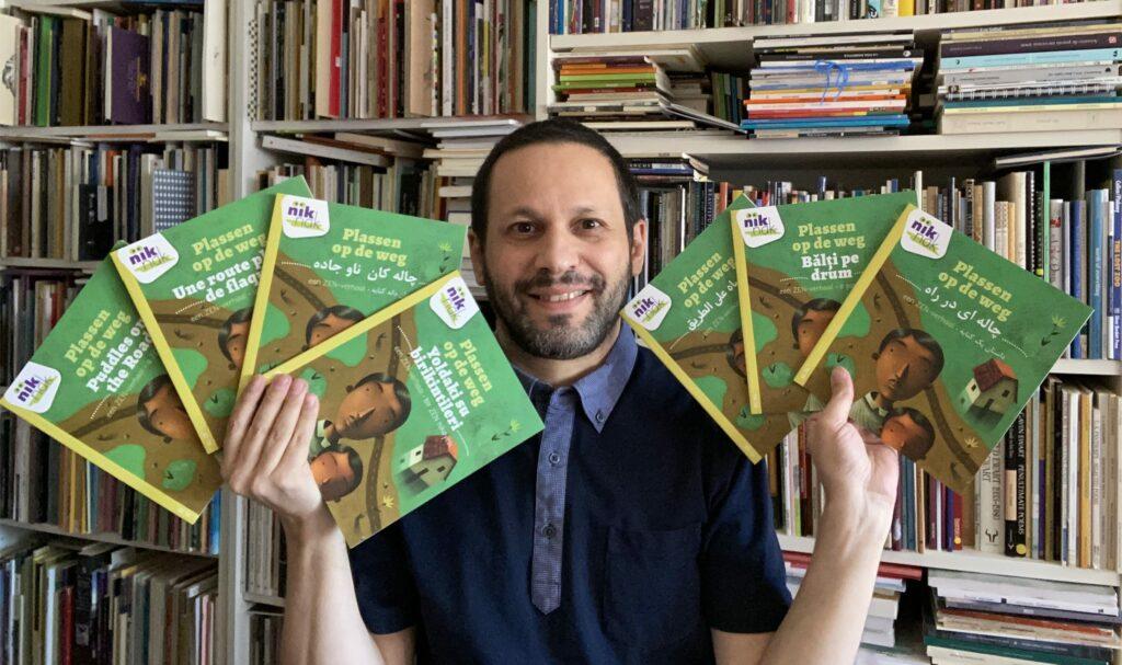 lawrence schimel meertalig kinderboek