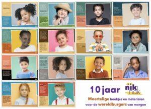 meertalige postkaarten nik-nak