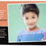 postkaart tweetalig Roemeens