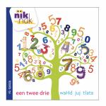 1-2-3 tellen tot 10 tweetalig kinderboek Darija