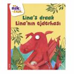 Lina's draak tweetalig kinderboek Turks