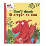 Lina's draak tweetalig kinderboek met Spaans