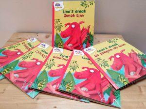 Lina's draak tweetalig kinderboek