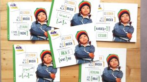 Zo stoer als mijn broer tweetalig kinderboek